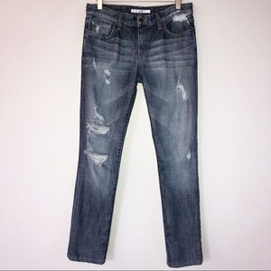 Joe's Jeans Destroyed Ex-Lover in Cody Wash